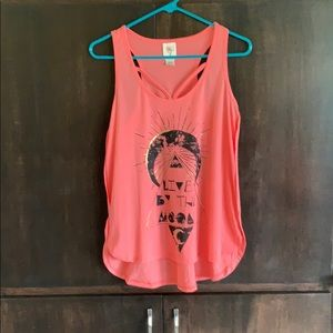 Self Esteem Live By The Moon Tank Top